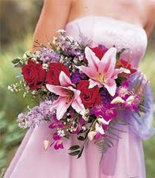 172 best Wedding and Bridal Flowers Bouquets images on Pinterest ...