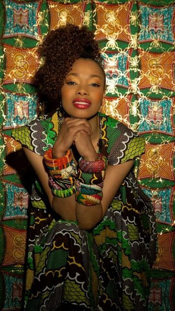 African Prints in Fashion: Stumbled upon and had to share asap: Lia Samantha