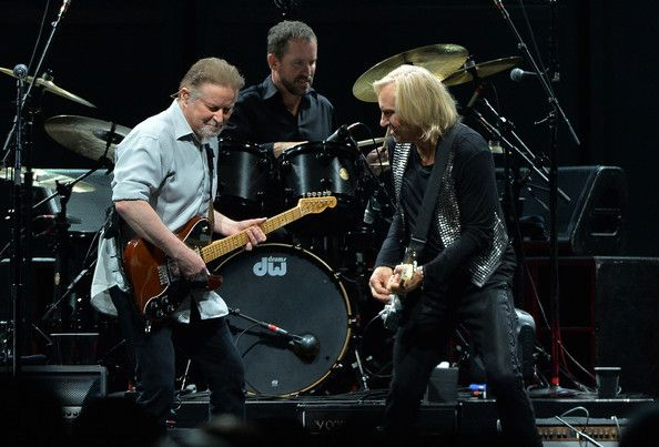 History of the Eagles Live in Concert October 15, 2013 In this photo: Joe Walsh, Don Henley
