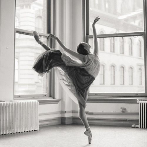 It is the light, the movement, the flow of the dress, the grace of the hands and legs, but overall it is the look of joy on her face. © Karolina KurasStephanie Williams, American Ballet Theatre
