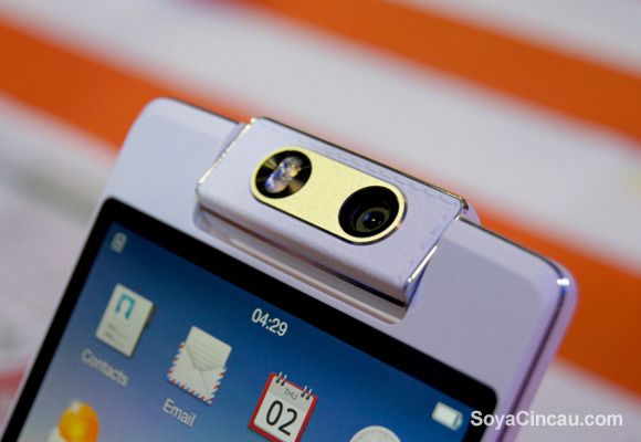 Harga Spesifikasi Oppo N3, HP Kamera Putar Otomatis 16MP 4G LTE.