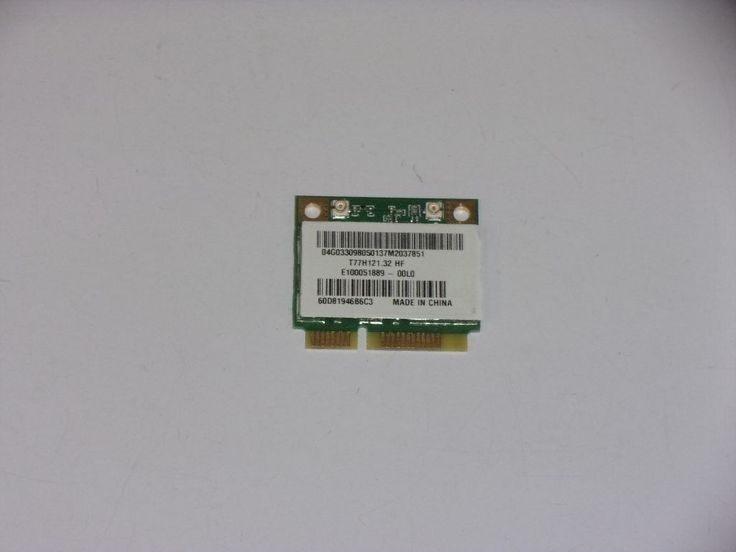 Asus X44H Wireless Wifi Card T77H121.32