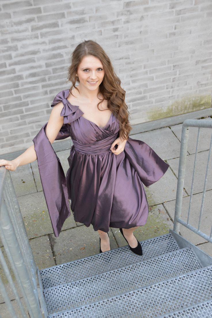 Skøn kjole perfekt til Galla! #Galla #kjole #unik #lilla