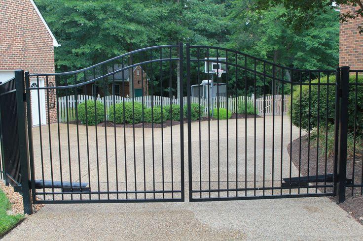 Best ideas about residential farm gates on pinterest