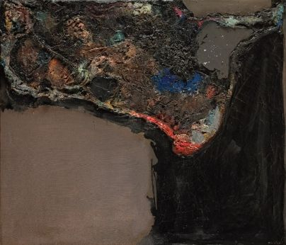 Tadeusz Kantor - Abstrakcja, 1960 r.