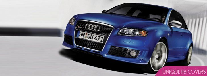 Audi Rs Facebook Cover