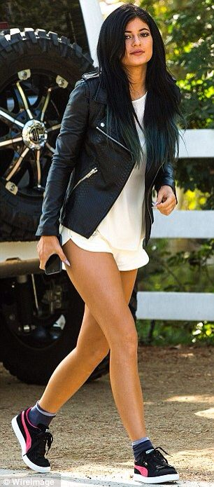 Kylie Jenner, I love her and this outfit!