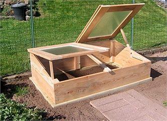 Réaliser un châssis de culture en bois - Bois.com