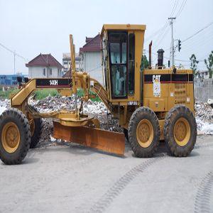 Super Engine Used Excavator CAT140H for Sale