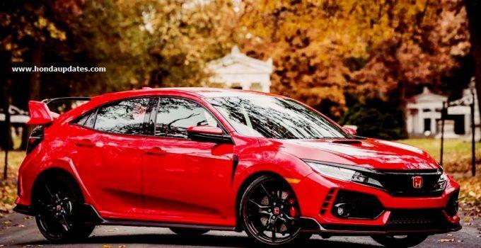 2019 Honda Civic Type R Specification Honda Civic Honda Civic Ex Honda Civic Sedan