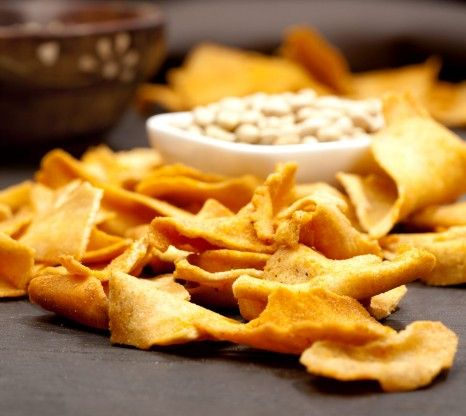 Soya Chips Salted 100G at Rs.42 online in India.