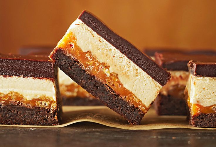 What more can we say - you need to make this brownie immediately!