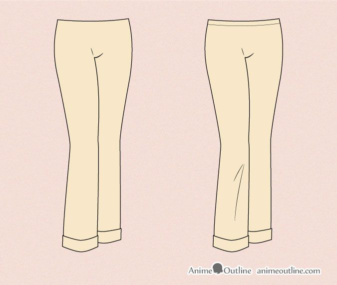 How To Draw Anime Clothes Drawing Anime Clothes Anime Outfits