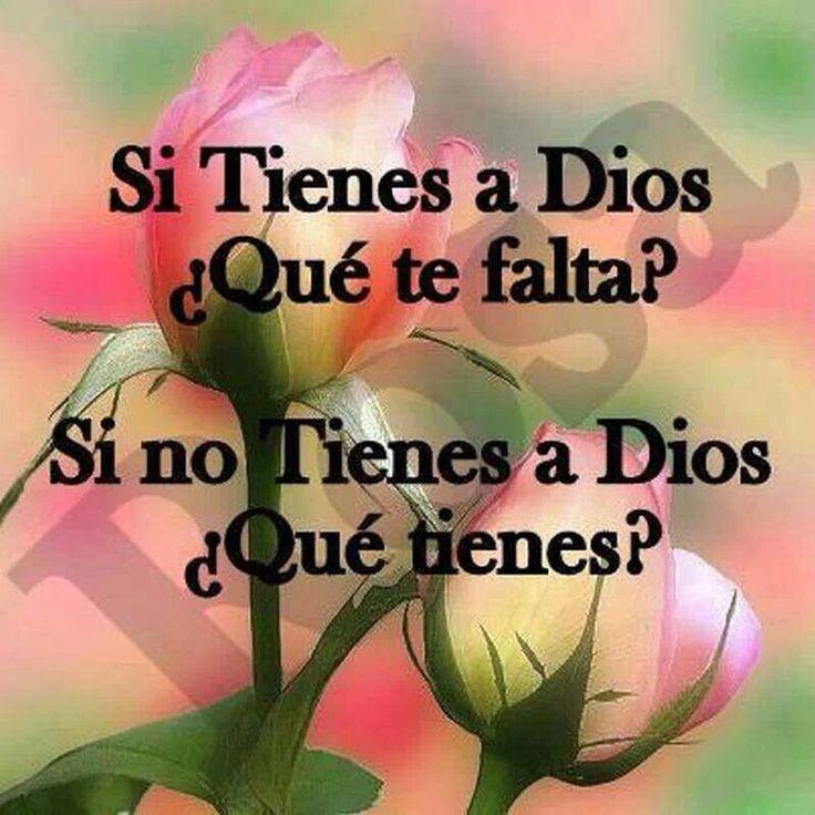 Dios es amor *-*