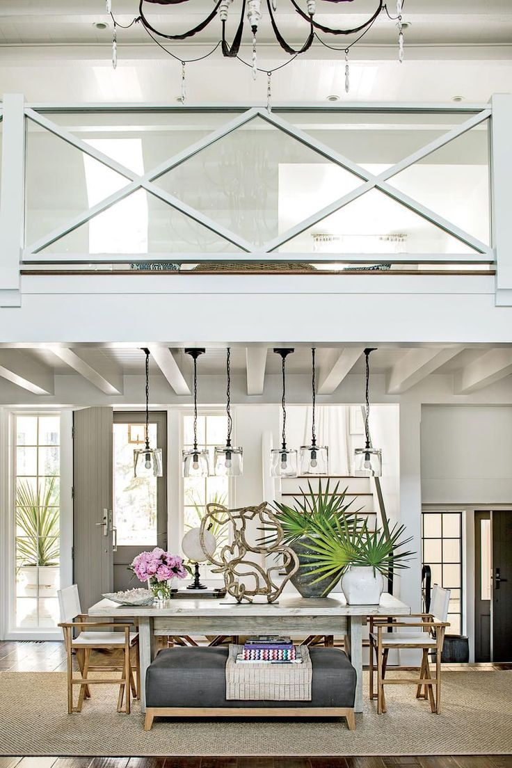 Inspiration for a mid sized timeless enclosed living room remodel in - Entry The Decorating In Perfect Tandem Architect Ken Pursley And Interior Designer Suzanne