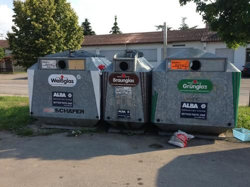 Guide to garbage separation in Germany