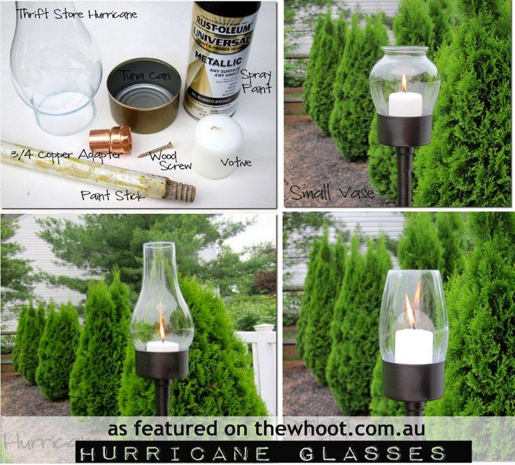 Tin Can Lanterns 43 best Kitchen Sink