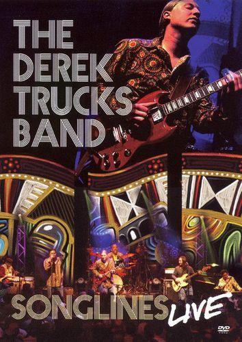 The Derek Trucks Band: Songlines Live [DVD] [2006]