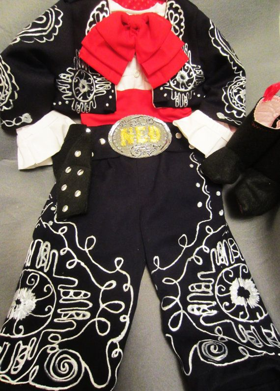 Three Amigos Outfit by YeyeandCocoa on Etsy