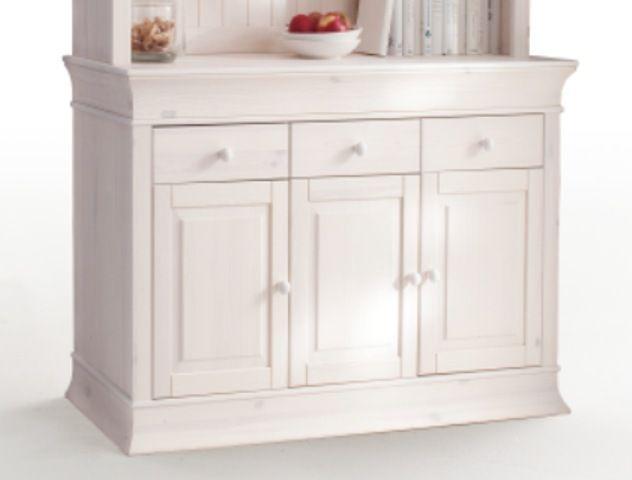 Коллекция мебели Boston , wood hutch cabinet white , буфет для посуды , кантри мебель , country furniture , wooden , деревянная мебель .
