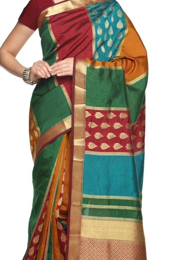 Wedding Saree online at Mirraw.com