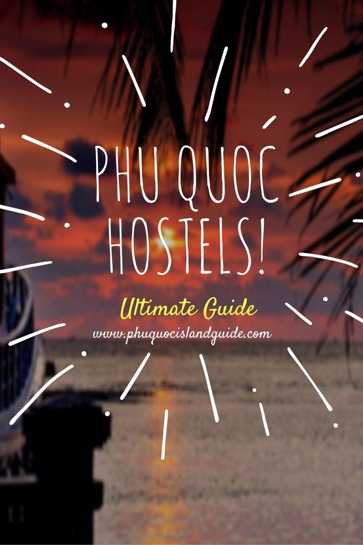 The best hostels in Phu Quoc Island in Vietnam  #phuquoc #phuquocisland #vietnam…