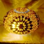Turkish Mosaic lamp glass model size 3 | Turkish Mosaic Lamp, Handmade Mosaic Lamp,