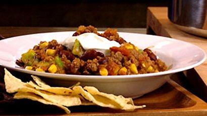 Chili con carne  - Recettes de cuisine, trucs et conseils - Canal Vie