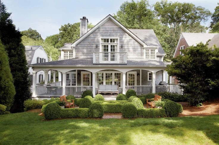 Pour on the Cottage Charm: Don't Forget the Back