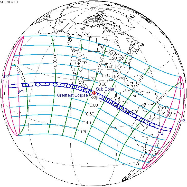 Solar eclipse of June 30, 1992 - Wikipedia, the free encyclopedia
