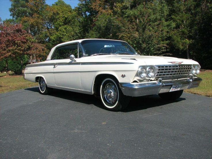 409hp 1962 chevrolet impala ss 409 for sale test drive. Black Bedroom Furniture Sets. Home Design Ideas
