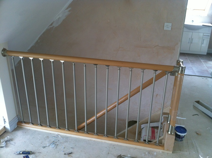 Fusion stair parts to loft conversion by attic designs ltd