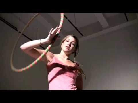 Double Elbow Switch hooping trick with KaytiBunny!--was pretty proud of myself when i got this trick down, my shoulder was pretty stubborn about letting me master it!