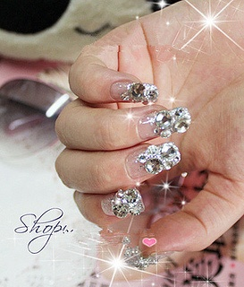 Charming Decoration Of Nails 48 By Summerdresses2012 Via Flickr
