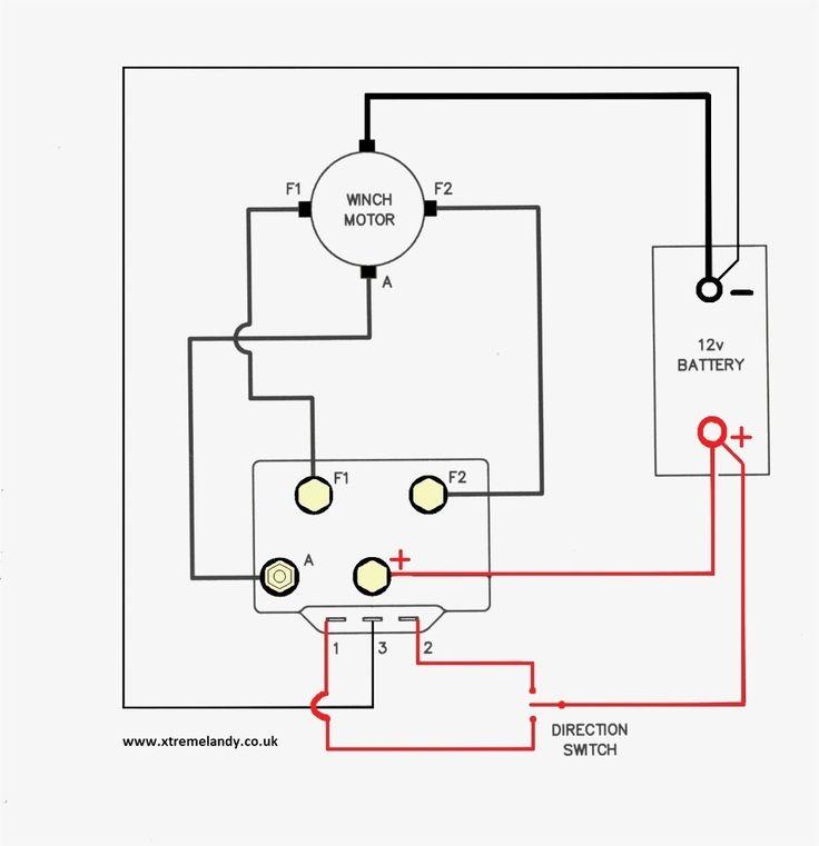 Atv Winch Wiring Diagram Di 2020