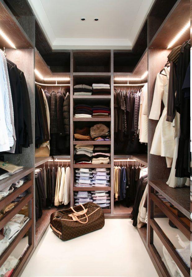 Enchanting Men Walk In Closet Pictures - Best Ideas Exterior ...
