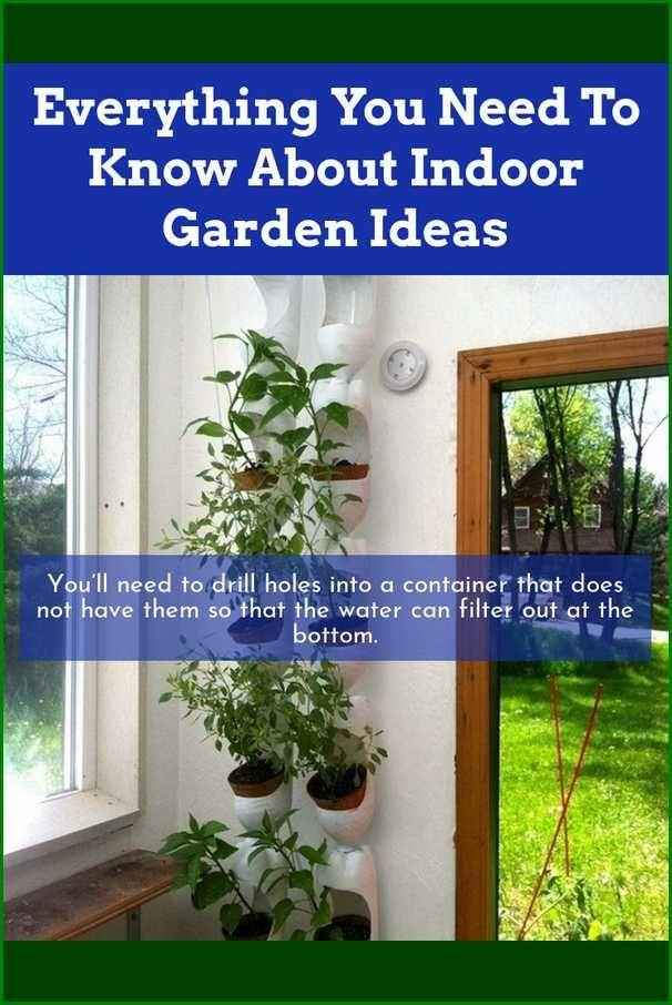 A Bit Self Help Guide To A Lovely Garden Indoor Garden Ideas