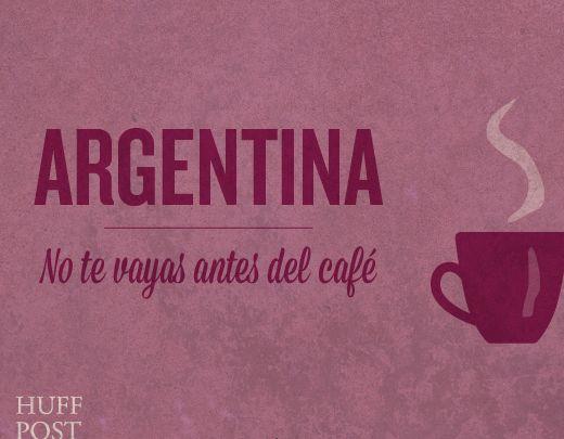 Discovery | Costumbres alrededor del mundo | The Huffington Post nos presenta algunas de las costumbres en torno a la mesa en distintos países. ¡Protocolos a tener en cuenta! | Argentina