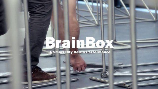 Lange Nacht der Wissenschaften I Chora City & Energy I Technische Universität Berlin I Institut für Architektur I BrainBox I Video I System 180 - Made in Berlin