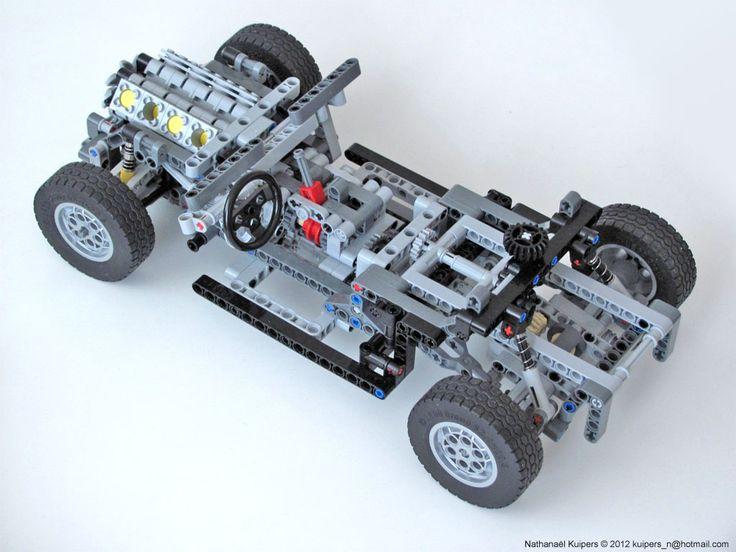 233 besten lego bilder auf pinterest lego technic. Black Bedroom Furniture Sets. Home Design Ideas