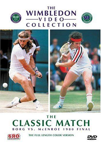Only $12.58, The Wimbledon Collection - The Classic Match - Borg vs. McEnroe 1980 Final DVD ~ Bjorn Borg, Check it out on What to buy dad for Christmas with great gift ideas for men www.whattobuydadf... with Gift ideas for under ten dollars as well as fun, interesting, but gifts dad will use from ten dollars to a hundred dollars and all available to click through and buy easily on Amazon.