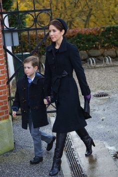 Image result for crown princess mary of denmark funeral maid