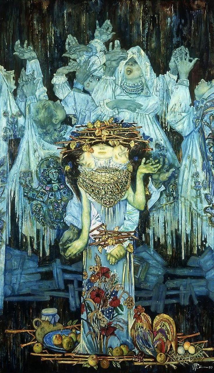 Золотая баба (танец дождя) Олег Гуренков