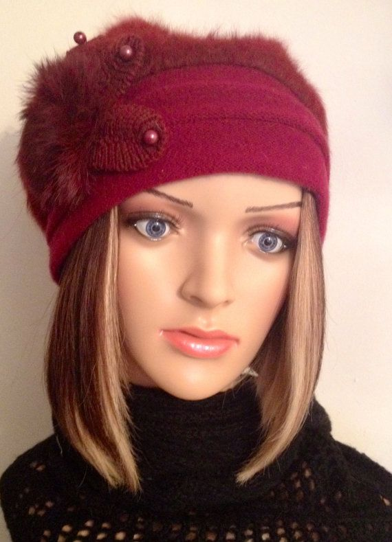 Stylish Chemo Hats with bespoke human hair wig  by Headshigh, £99.00