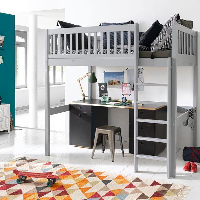 les 25 meilleures id es de la cat gorie lit 140x190 avec rangement sur pinterest lit rangement. Black Bedroom Furniture Sets. Home Design Ideas