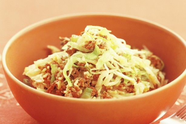 Get out the chopsticks and dive into a bowl of long-grain rice, minced meat and lots of Asian flavour.