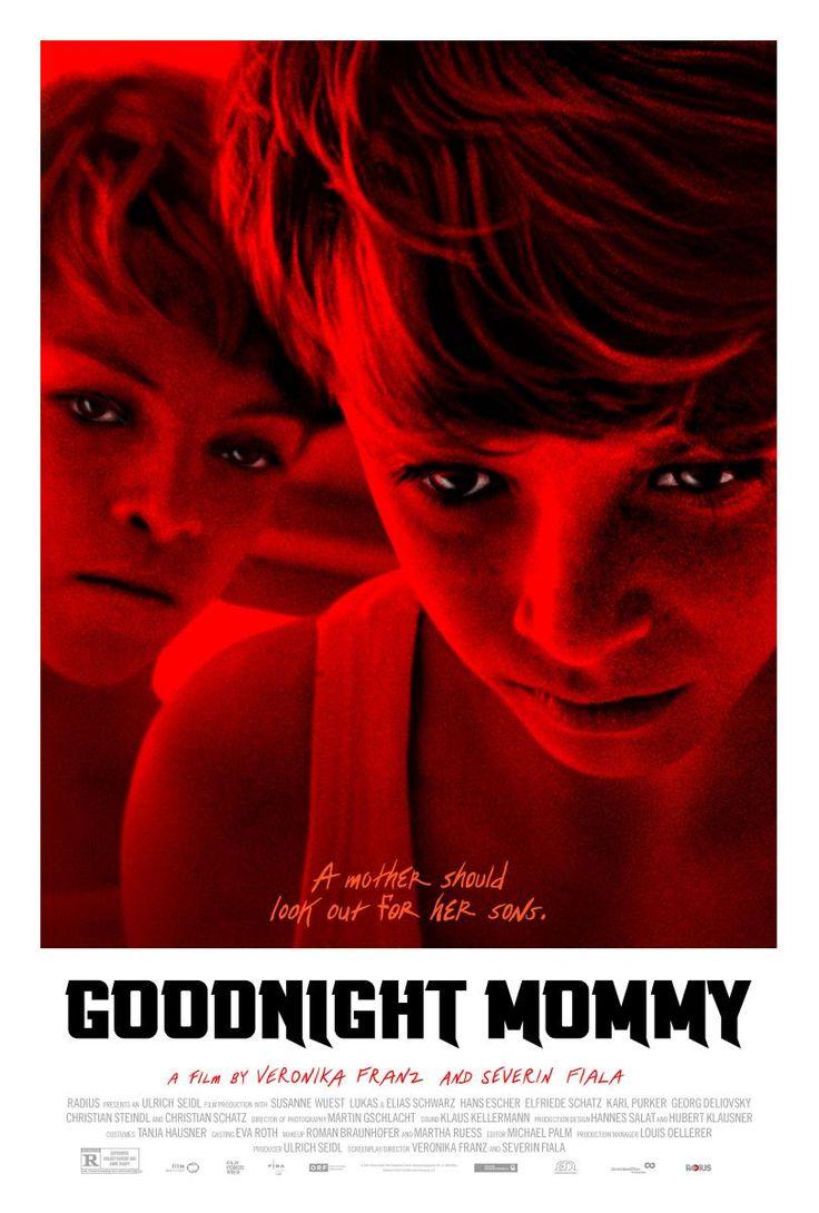 Mamá, ¿cuál es la canción preferida de Lukas? Goodnight Mommy (2014). De lo mejor que he visto del cine contemporáneo.