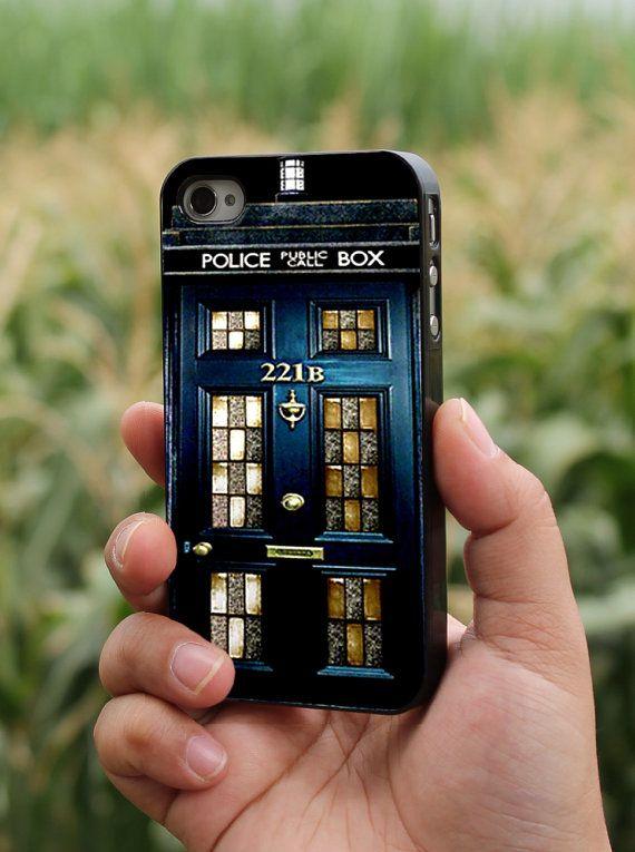 tardis sherlock phone case, really?? So cool!