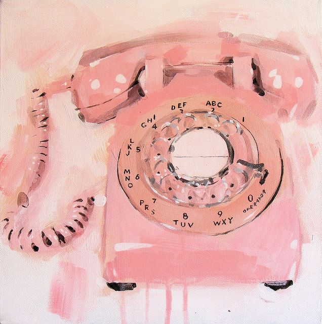 Pink Telephone || James Paterson