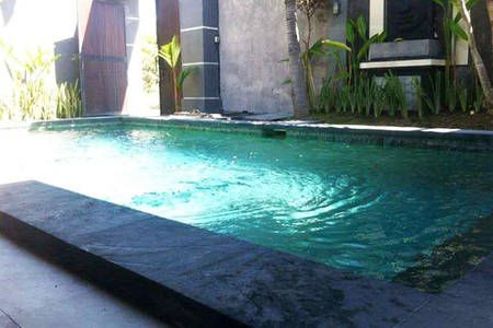 Check out this awesome listing on Airbnb: Villa Cantik 3 bedrooms seminyak in Kuta